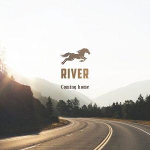 River - Coming home coverart. deltagere til siste delfinale i MGP 2021