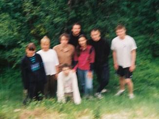 Foto av medlemmene i Benedikt.