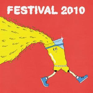 Coverart til Blomst sin låt Festival 2010