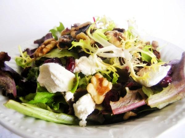 Cranberry Walnut Salad