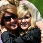 One Down, Two to Go!  Tori's Graduation!