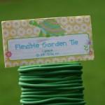 Garden Gadgets – Flexible Garden Tie