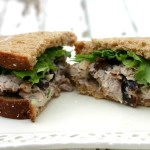 Chicken Salad with Walnuts and Dried Cherries