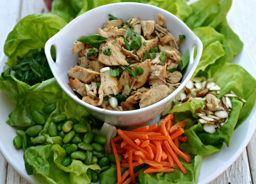 Lettuce Wraps 4