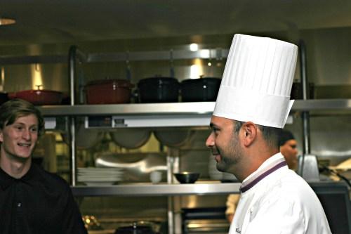 Chef Carlos Martinez District 21