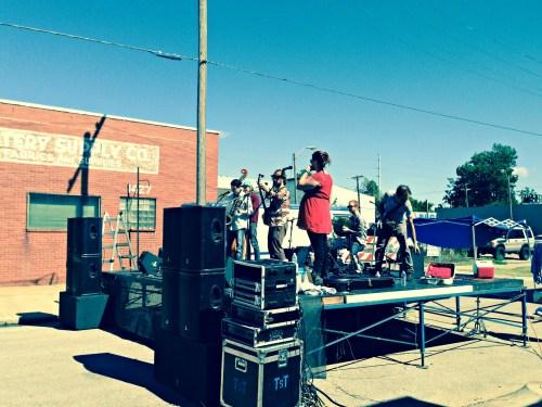 Live music Tulsa baconfest