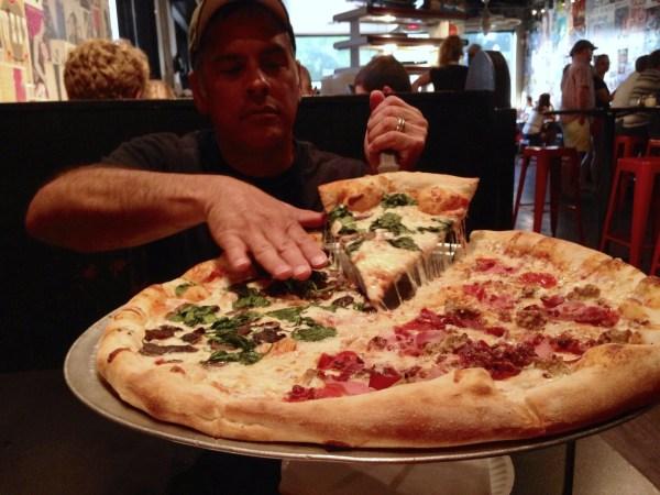 Pizza empire slice house