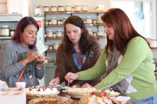 Savory spice shop pie contest