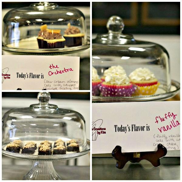 Bonjour desserts Cake Creations by Kim