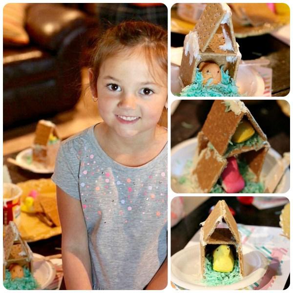 Make a peep house Collage 2