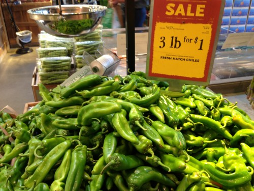 Hatch Chiles Whole Foods