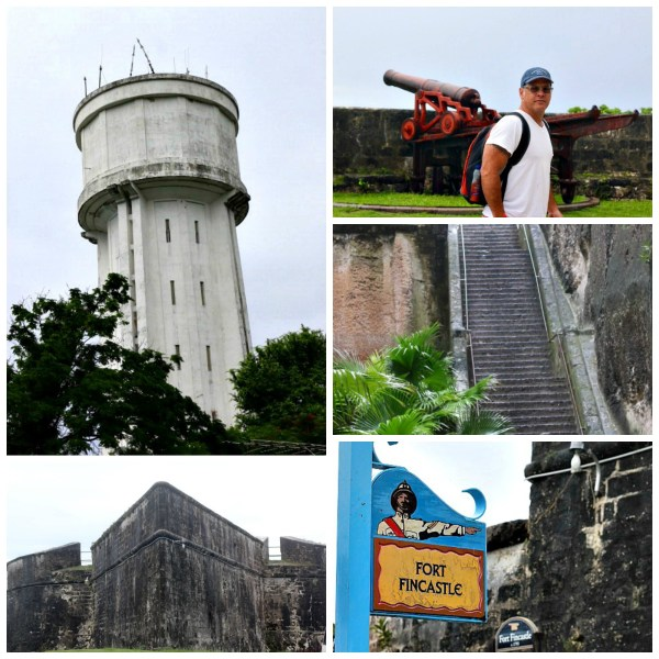 Fort Fincastle Nassau