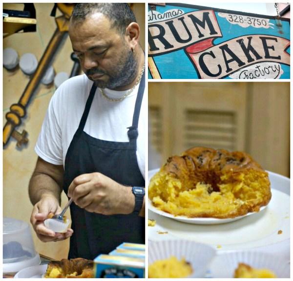Rum cake factory bahamas