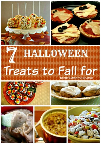 halloween treats recipes