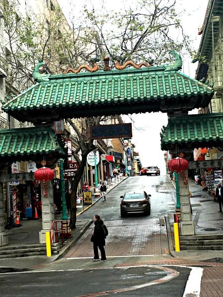 Dragons Gate San Francisco