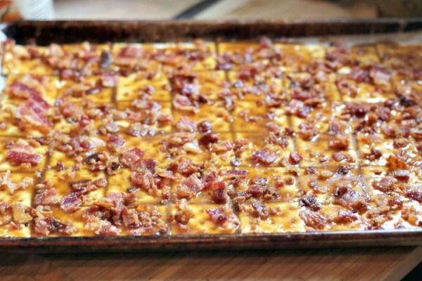 bacon crack finished