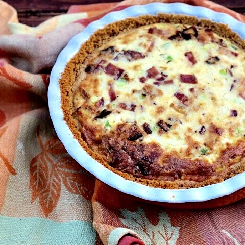 savory-pumpkin-and-bacon-quiche
