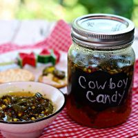 Cowboy Candy - Candied Jalapenos