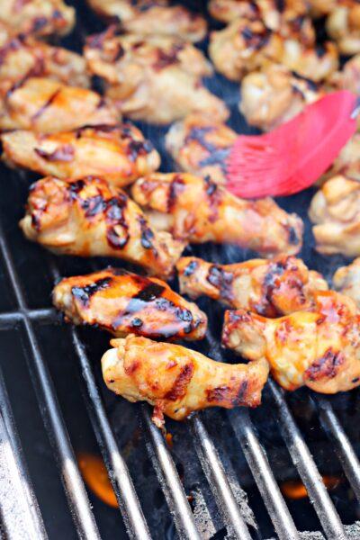 Glaze huli huli chicken