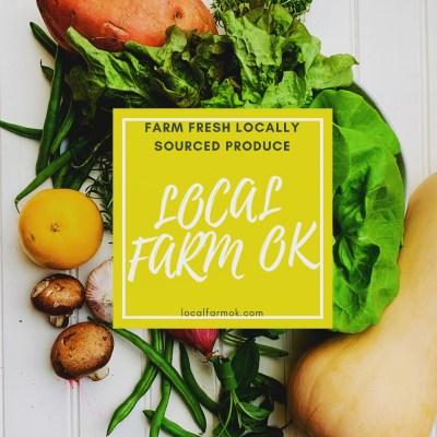 Local Farm OK produce