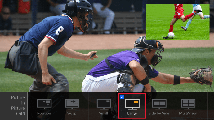 Watch Two Channels at Once with Picture in Picture - THE DIG