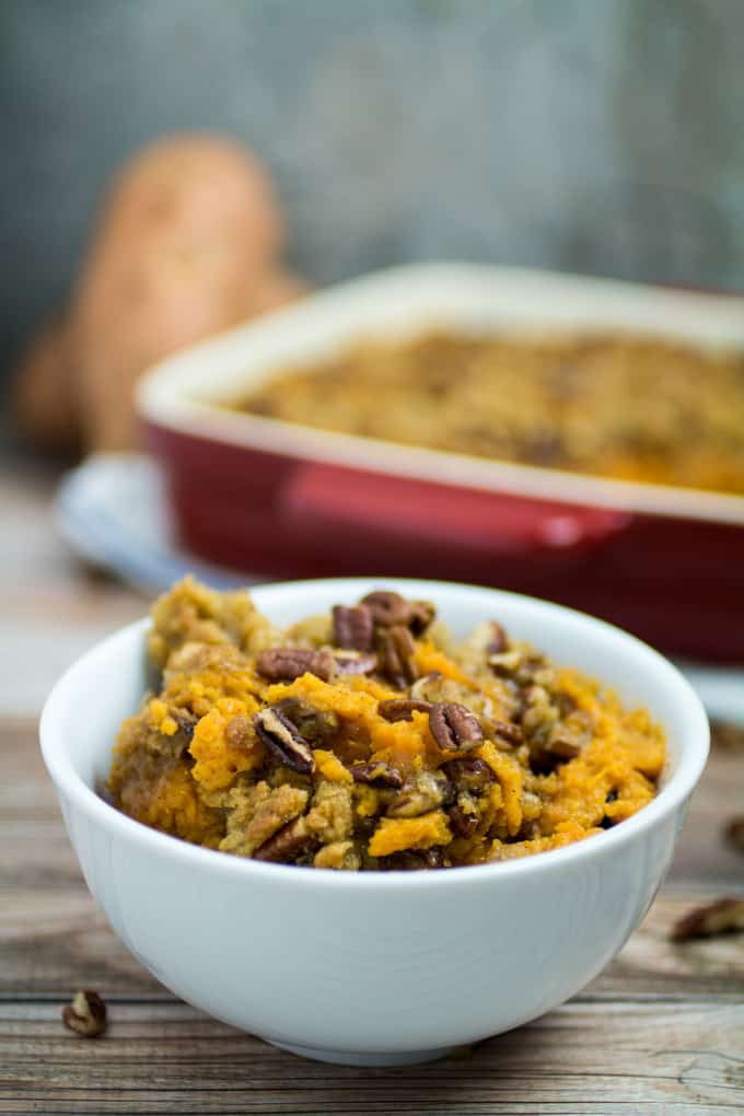 Easy Sweet Potato Casserole Recipe-12