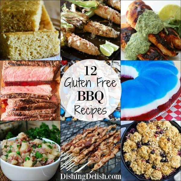 gluten free bbq recipes