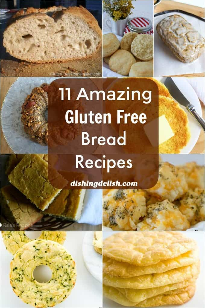 Gluten Free Bread Recipes