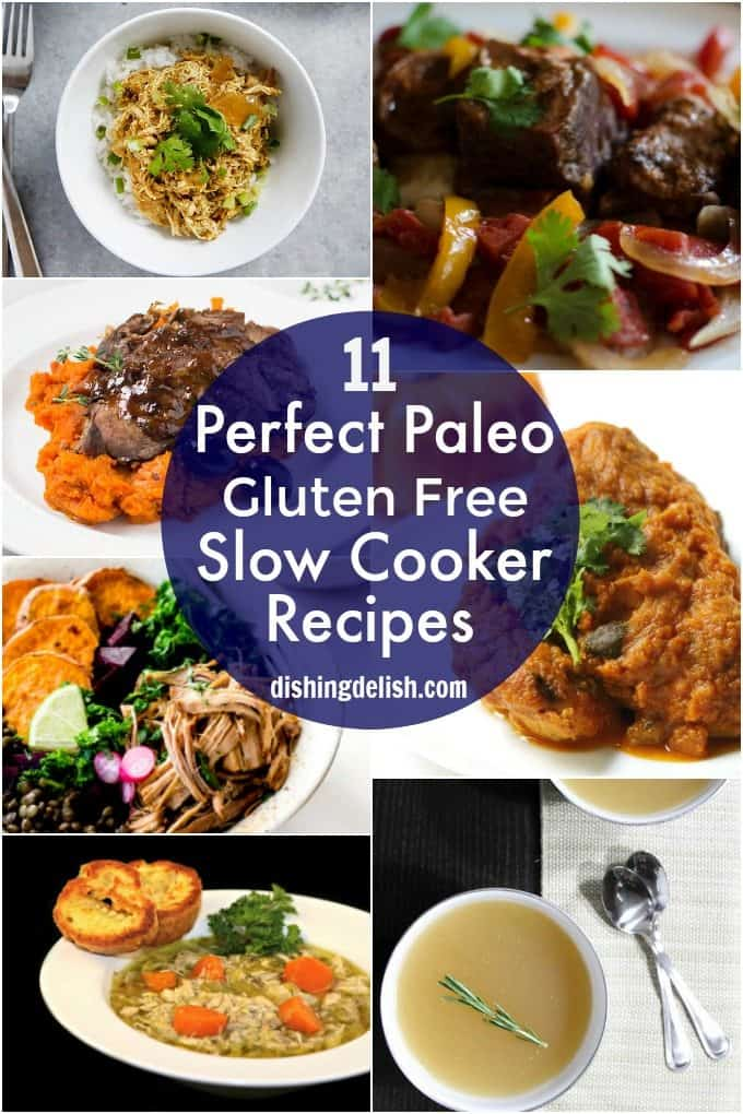 Paleo Slow Cooker Recipes