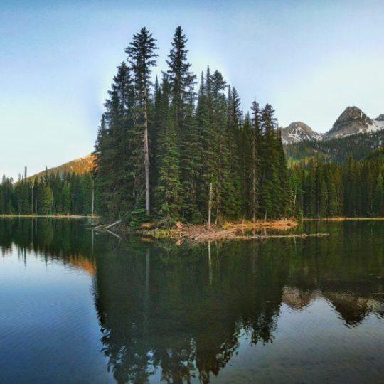 The Island at Island Lake Lodge #travel #RockyMountains #TravelBC #FernieBC