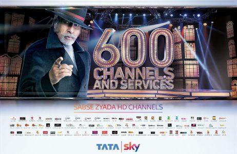Tata Sky HD Channels