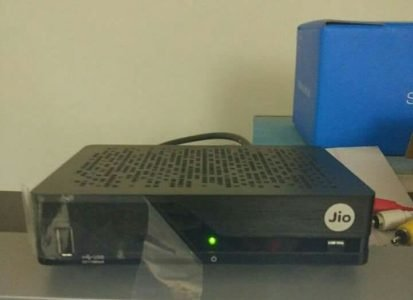 jio set top box images