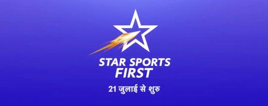star sports first channel logo