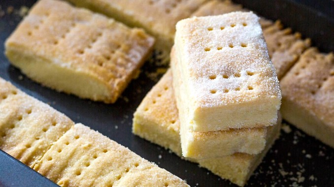 How to make Scottish shortbread | Dishymama