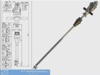 Tankreiniger-Behälterreiniger-Wasserhydraulisch