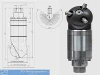 Tankreiniger-Behälterreiniger-Reinigungskopf