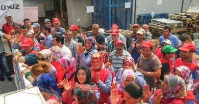 SeraPool patronu direnişteki işçileri savcılığa şikayet etti