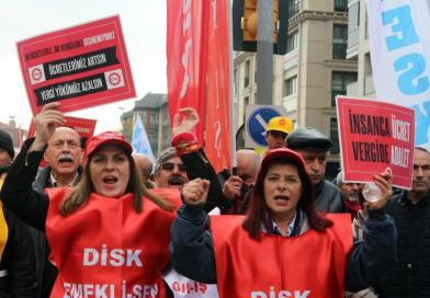 """DİSK Emek Hareketi: """"İşyerlerine yaslanan, demokrasiyi işleten bir anlayış ve mücadele"""""""
