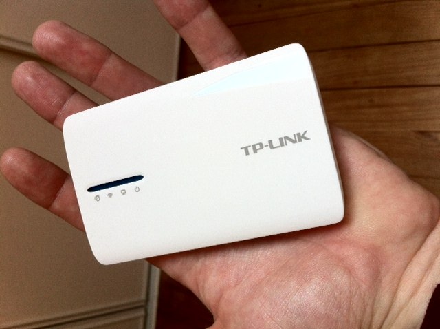 Installation of a piratebox on T-Link MR3040 - disk91 com