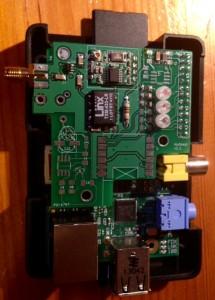 RF433 Raspberry PI shield v1.0