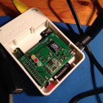 Raspberry Pi B+ - RFRPI Shield