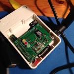 Raspberry Pi B+ - RFRPI Shield