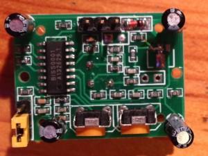 PIR Sensor Connector