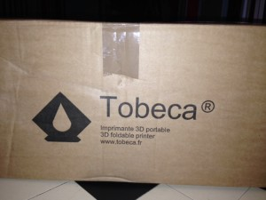 Tobeca in a box