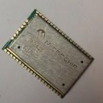 Microchip RN2483 Lora