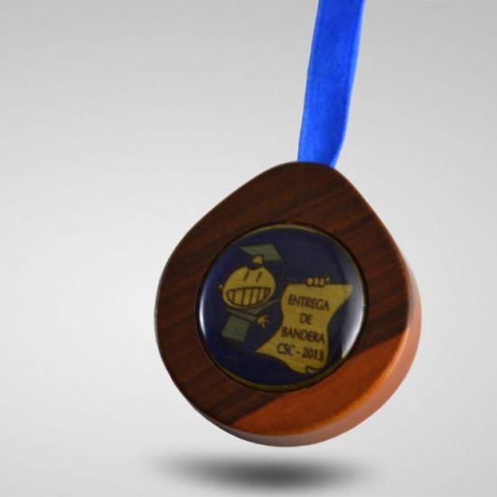 Medallas en bogota Entrega de Bandera