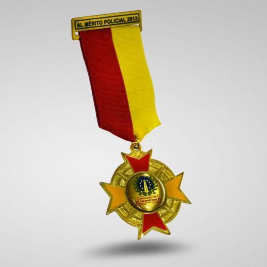 Medallas en bogota Policia Honor