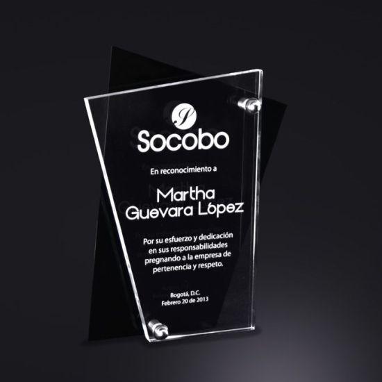 Placas Conmemorativas en Bogota Socobo