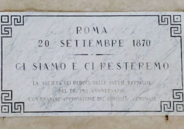 verona piazza dei signori roma 20 settembre 1870