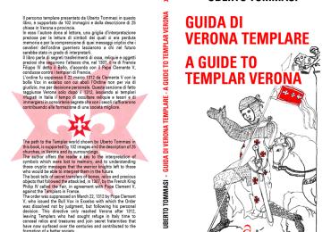copertina guida di verona templare di uberto tommasi